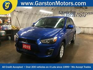 2015 Mitsubishi RVR AWD*CVT*PHONE CONNECT*HEATED FRONT SEATS*KEY