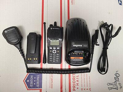 Motorola Xts2500 Model Iii 700800mhz Adp P25 9600 Digital Astro Complete