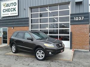 2011 Hyundai Santa Fe Bluetooth, USB port, Sat radio, AWD