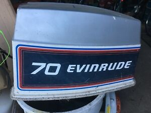 1980's Johnson and evinrude parts.