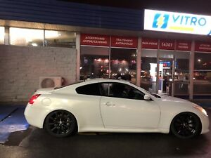 G37s winter special manual