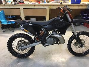 2009 KTM 250sx