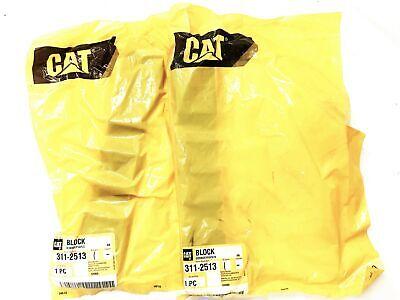 Caterpillar Backhoe Loader Block 311-2513 Lot Of 2 Nos