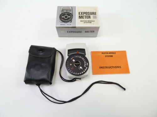 Capital TK-79 Exposure Meter in original box and in Excellent working Condition