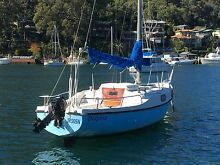 Hood yacht Church Point Pittwater Area Preview