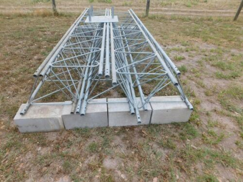 ROHN 45. 50 foot self Supporting Tower