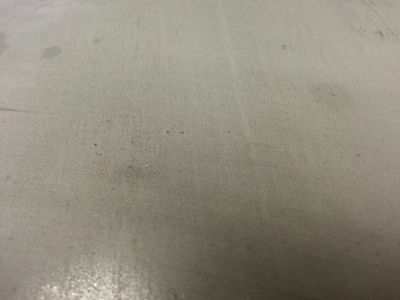 316 Stainless Steel Plate T-304 2b 4 X 12