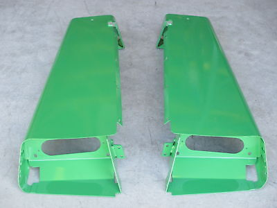 Fenders Lh Rh Left Right Hand For John Deere Jd 4240 4240s 4250 4255 4350 4430