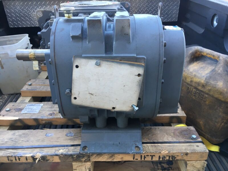 Gardner Denver DuroFlow  GGDBACAX Positive Displacement Blower Remanufactured