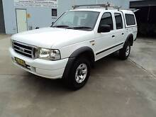 2004 Ford Courier 4x4 Dual Cab T/DIESEL Ute Yamba Clarence Valley Preview