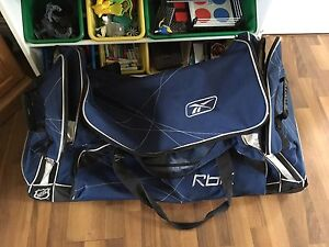 Reebok Hockey Sports Bag with wheels