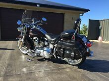 2007 HARLEY DAVIDSON HERITAGE SOFTAIL CUSTOM (FLSTC) Sale Wellington Area Preview