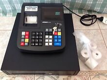 Working Javelin CS-200 cash register hardly used + paper just $100!! Golden Grove Tea Tree Gully Area Preview