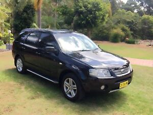 2005 Ford Territory Gia 4x4 black auto Sell ASAP Campbelltown Campbelltown Area Preview
