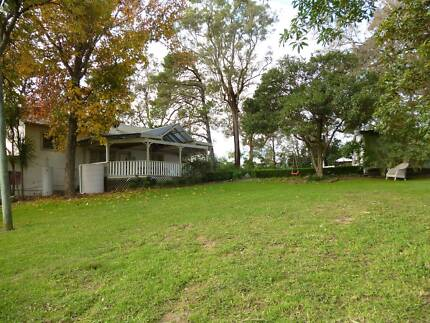 5 Acres with 3 Houses-suits many purposes Zoned RU6, Landbank. Dural Hornsby Area Preview