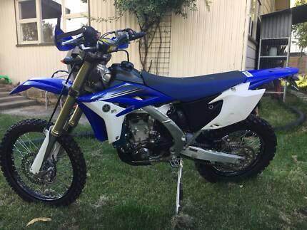 2012 Wr450