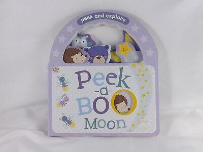 Little Learners Children's Board Book - New - Peek and Explore - Peek-a-Boo -