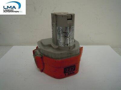 Makita Pa12 Battery Ni-cd 12v 1.3ah For Electric Cordless Drill Tool Tested