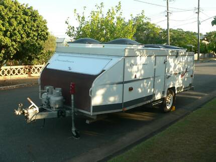 Caravan AVan Cruiseliner for sale great buy well looked after. Gordon Park Brisbane North East Preview