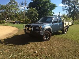 2007 Mazda BT50 Ute Airlie Beach Whitsundays Area Preview
