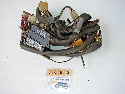 Yamaha XS 500 Wire Loom Harness
