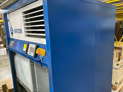 Aerzen Vm15 Rotary Screw 60 Hp Air Compressor - Never Started Up Top Deal