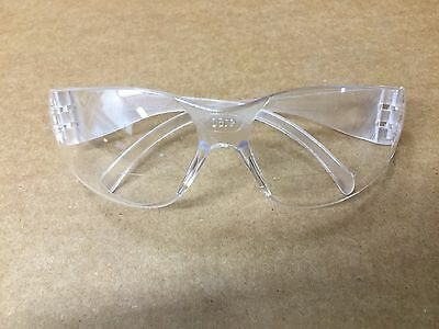 Genuine Pyramex Intruder Bifocal Clear Safety Glasses 1.50 Meets Ansi Z87.1