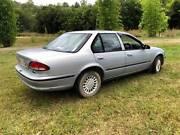 1995 EF Falcon GLi Sedan Eumundi Noosa Area Preview