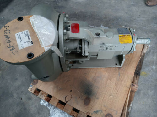 Mission Products NOV National Oilwell Varco Centrifugal Magnum I Pump 8 X 6 X 14