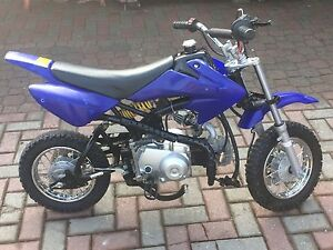 Dirt bike 90cc