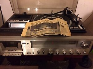 Tape ,8 track & Record player