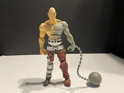 "2008 Marvel Legends Hasbro ABSORBING MAN Fin Fang Foom BaF Hul Series 6"" Figure"