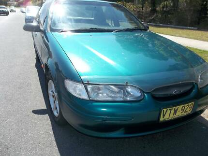 1998 Ford Falcon Sedan AUTOMATIC CLEAN AND FRESH - QUICK SALE Rutherford Maitland Area Preview