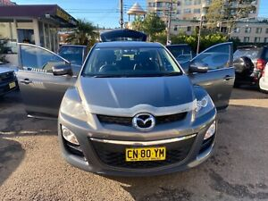 Mazda CX-7 2010 auto good condition  West Ryde Ryde Area Preview