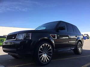 *MUST SELL* 2013 Range Rover Sport Supercharged
