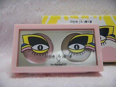 MAC Eye Shadow x 2 Shades TOUCH ME BABY NIB Steve & (Baby Sunglasses Canada)