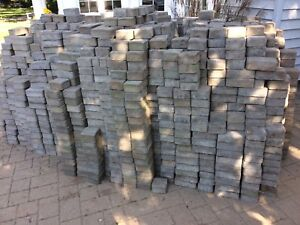 Grey Paving Stones - Stratford made by Permacon