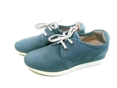 Naturalizer Womens Jaque Blue Walking Shoes Size 8 8N ()