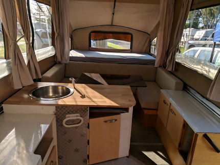 Heavy Duty Off Road Camper. Completely rebuilt!