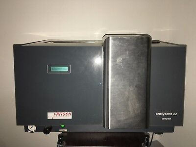 Fritsch Laser Particle Sizer Analysette 22 Compact