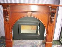 WOOD HEATER  -  (Inbuilt) -  LOOKS GOOD WITH GREAT HEATING Dandenong South Greater Dandenong Preview