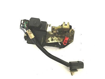MGF TF passenger door lock remote and key operation  FQJ102262PMA
