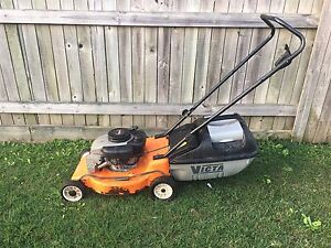 Victa lawn mower and Whipper snipper Victoria Point Redland Area Preview