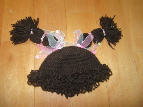Cabbage Patch Kids Yarn Wig for Costume Baby & Toddler