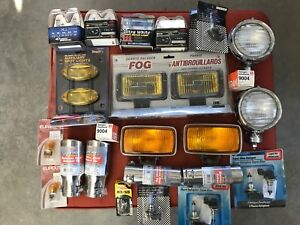 Off road auxiliary fog lights