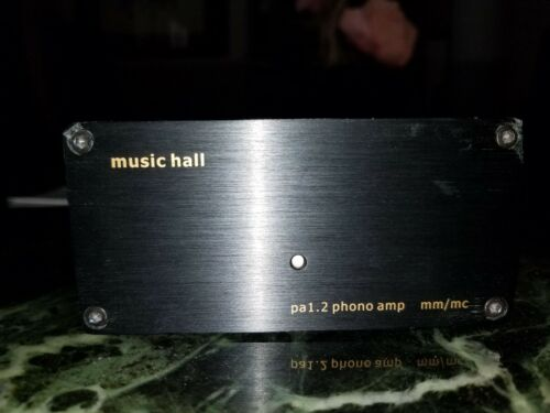 MUSIC Hall pa 1.2 phone preamplifier