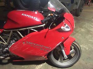 1997 Ducati 600SS (Super Sport) Lams Approved Darwin CBD Darwin City Preview