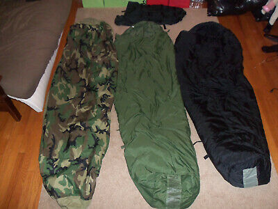 Sleeping Bags Modular Sleeping System Mss Military Sleeping