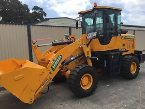 WHEEL LOADER NEW FRONT LOADER FARM CONSTRUCTION HAY FORKLIFT Campbellfield Hume Area Preview