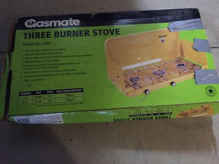 Casemate three burner stove  Botany Botany Bay Area Preview